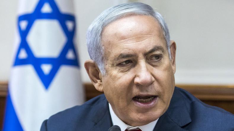 Benjamin Netanyahou «Il y a des gens en Europe qui ne se réveilleront que quand des missiles nucléaires iraniens tomberont sur le sol européen et il sera alors trop tard»