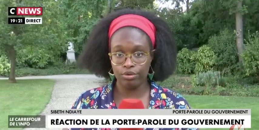 Sibeth Ndiaye : « Nos concitoyens ne mangent pas du homard tous les jours, bien souvent c'est plutôt des kebabs » (Vidéo)
