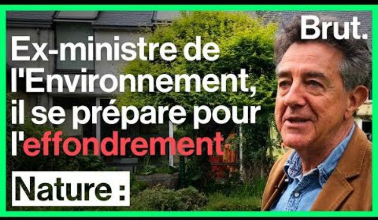 « La fin de notre civilisation aura lieu en 2035 » selon Yves Cochet, ancien ministre (Vidéo)