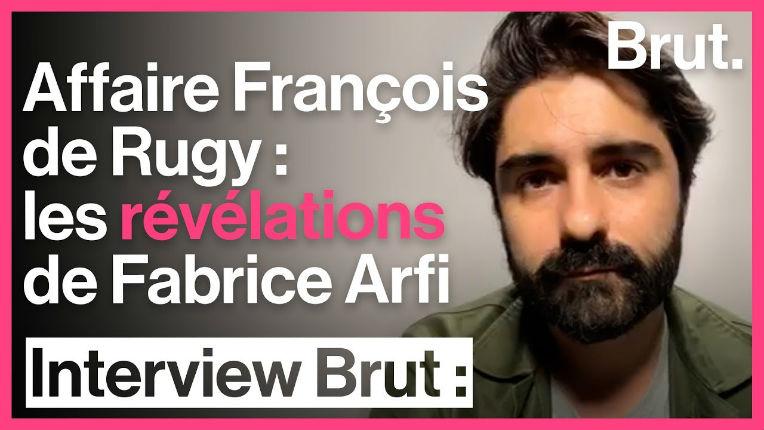 Fabrice Arfi de Mediapart, auteur des révélations, donne des détails sur l'affaire de Rugy (Vidéo)