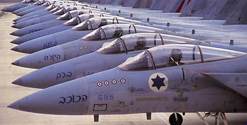 avions israéliens