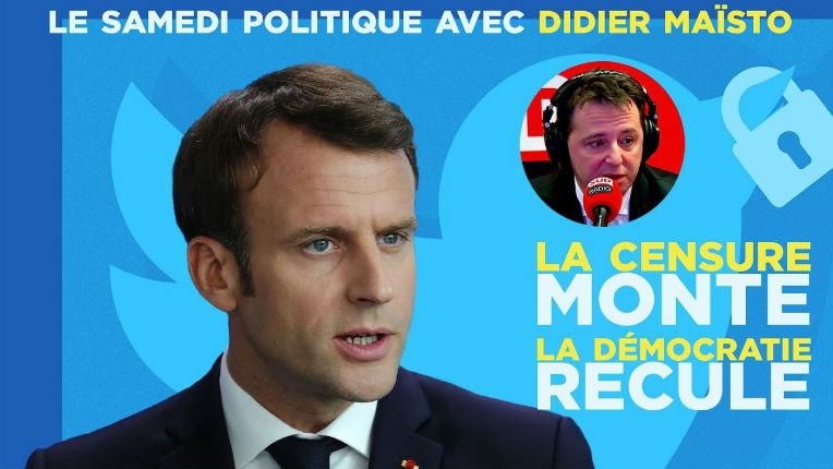 censure sous Macron