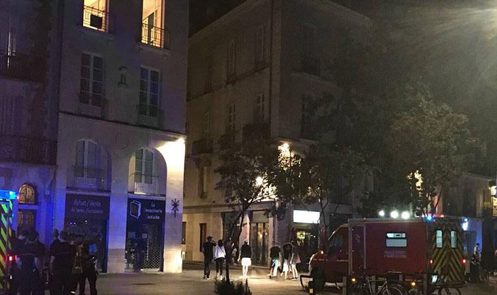 Nantes: des militants d'extrême droite font une descente dans un bar avec matraques et lacrymogènes