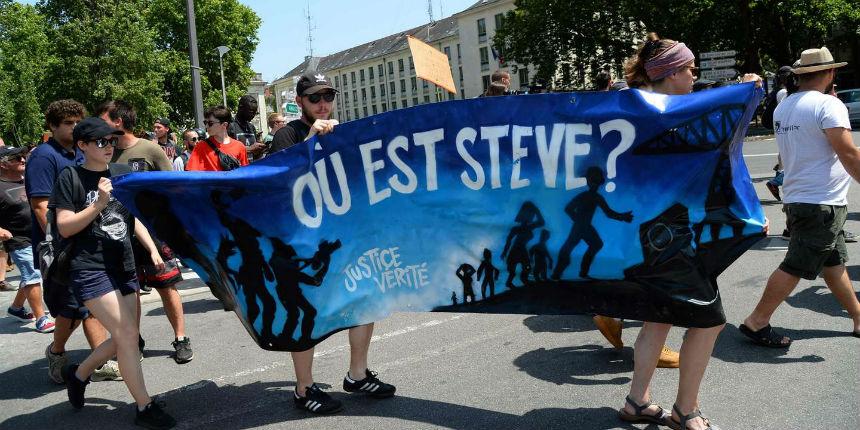 disparition Steve Nantes