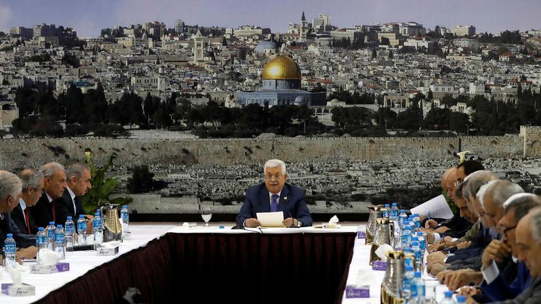 L'autorité palestinienne ne respectera plus les accords avec Israël, annonce Mahmoud Abbas… la fin d'Oslo ?