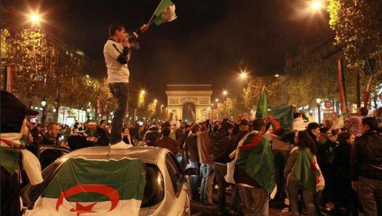 Scène de pillage des supporters algériens : «Allahu akbar, nique la France, on va baiser des keufs…» (Vidéo)