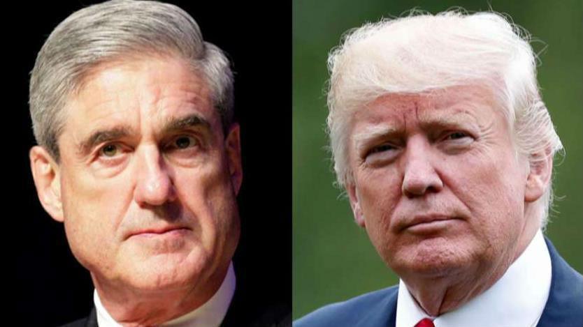 procureur Mueller vs Trump