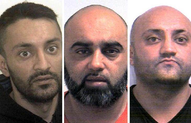 Grande Bretagne : 3 violeurs d'enfants pakistanais, qualifiés de «mal absolu», obtiennent 500 000£ au titre de l'aide juridique
