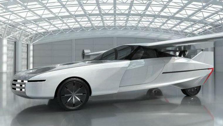 Une startup israélienne dévoile sa future voiture électrique volante (Vidéo)