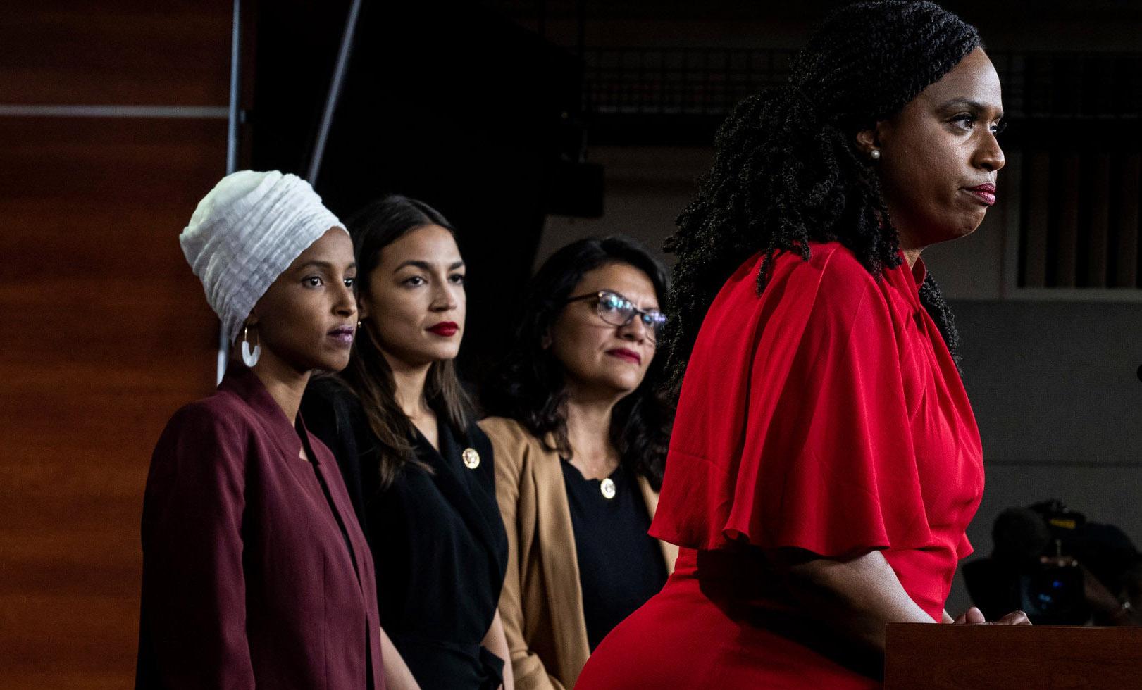 4 racists democrats
