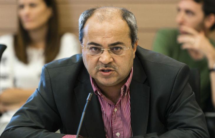 Pour le député arabe  «israélien» Ahmad Tibi, aucun Juif ne devrait fouler le sol du Mont du Temple (Vidéo)