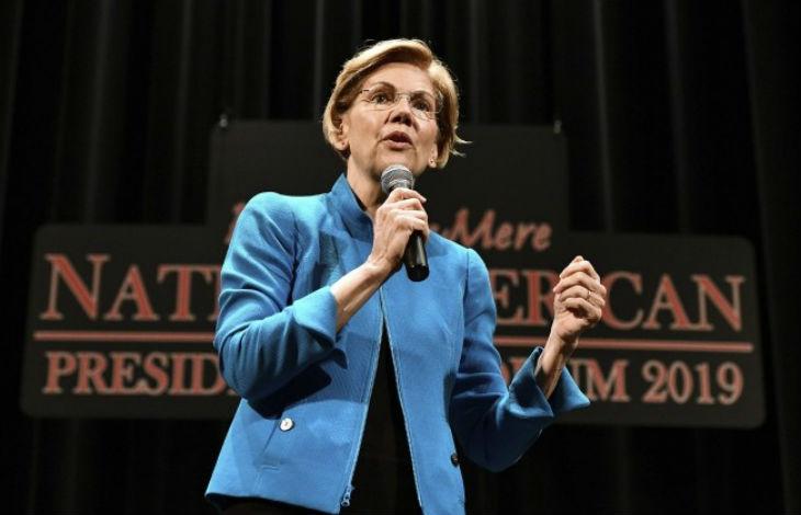 Présidentielle américaine : la candidate démocrate Elizabeth Warren, «Pocahontas», s'était inventée des origines amérindiennes
