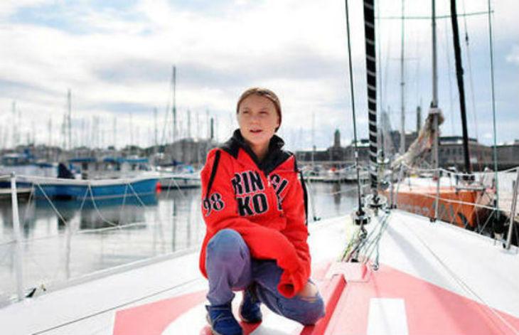 La très polluante traversée de l'Atlantique de Greta Thunberg : « L'équipage du bateau prendra l'avion pour retourner en Europe », 11 billets d'avion… au lieu d'un