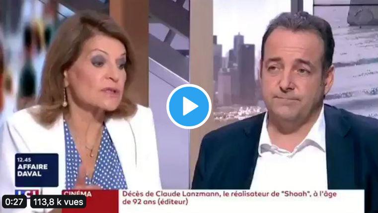 Hélène Pilichowski journaiste LCI