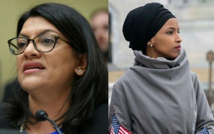 Une ONG de soutien aux terroristes devait financer le voyage en Israël des démocrates anti-israéliennes Rashida Tlaib et Ilhan Omar