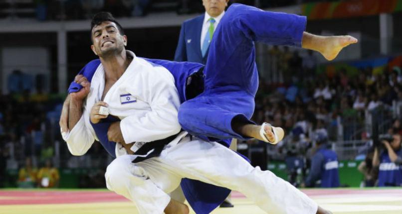 Un judoka israélien remporte la médaille d'or aux championnats du monde
