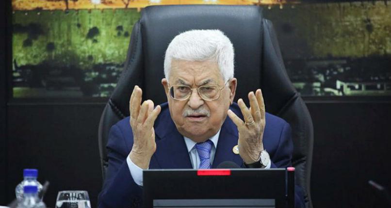 Mahmoud Abbas «Nous rompons tout les liens, y compris sécuritaires, avec Israël et les Etats-Unis»