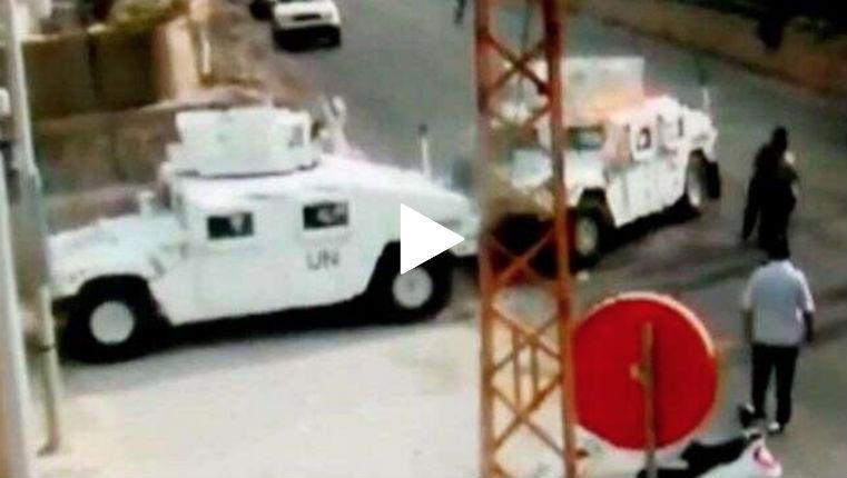 Liban : La force de maintien de la paix de l'ONU attaquée par le Hezbollah (Vidéo)