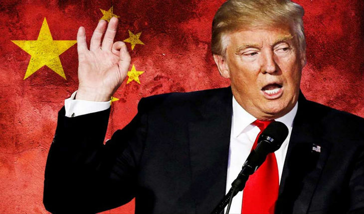 Trump contre a Chine