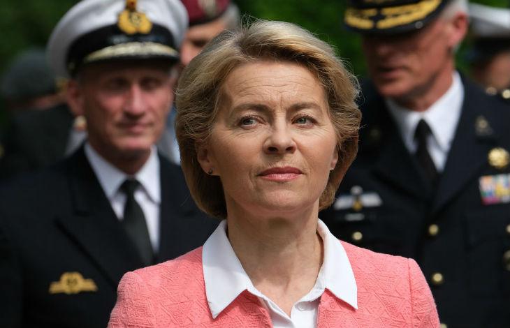 Coronavirus en Italie: la présidente de la Commission européenne Ursula von der Leyenprésente ses excuses