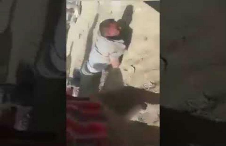 algérienne poignardée