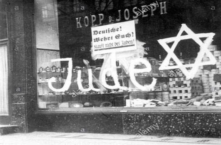 L'Europe prête à mettre des étiquettes d'avertissement sur les produits fabriqués par les juifs