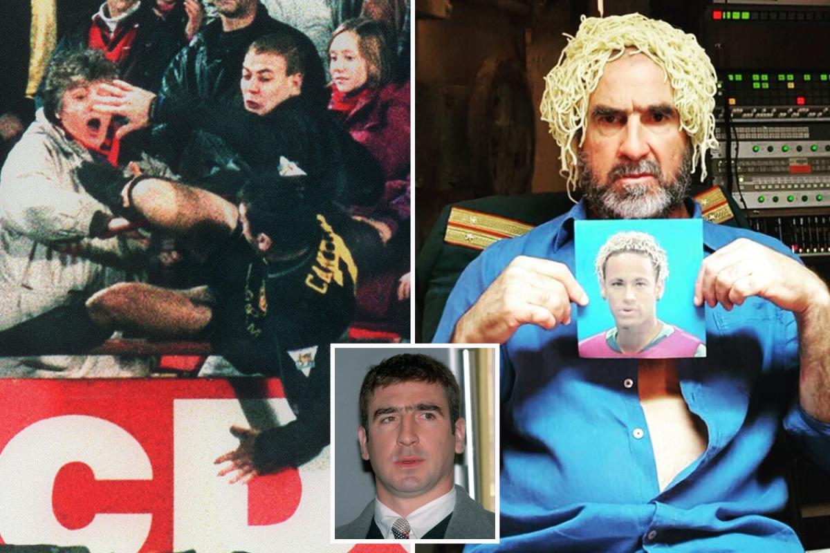 Eric Cantona ou l'idiot utile des terroristes palestiniens
