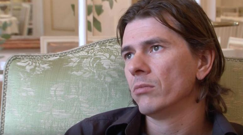 écrivain belge Dimitri Verhulst