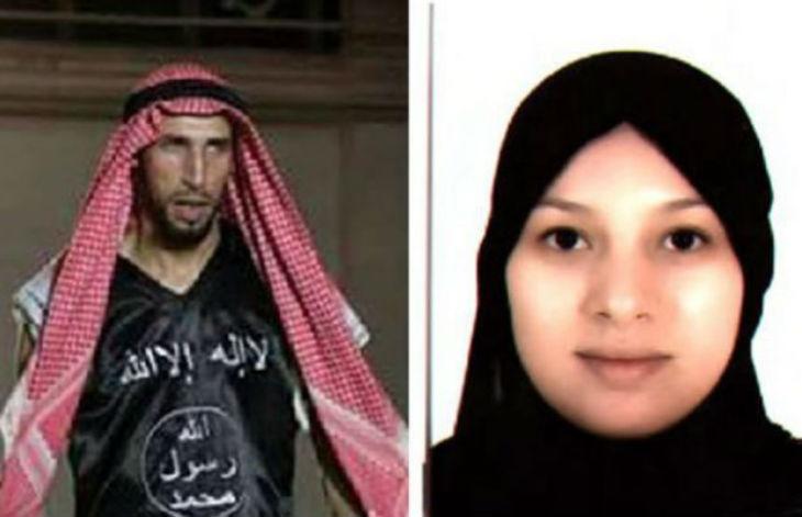 épouse boxeur de Daesh