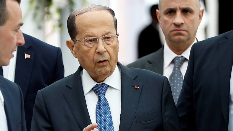 e président libanais Michel Aoun