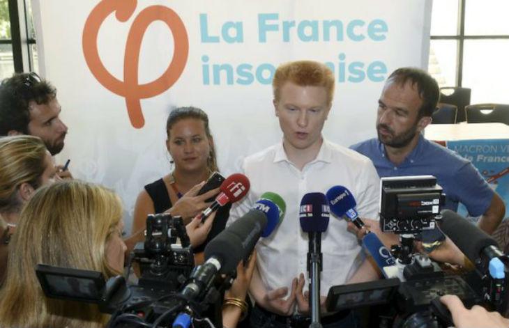 islamophobie France Insoumise