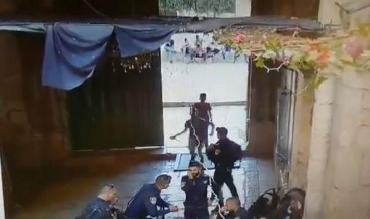Israël: deux terroristes attaquent au couteau un policier dans la vieille ville de Jérusalem