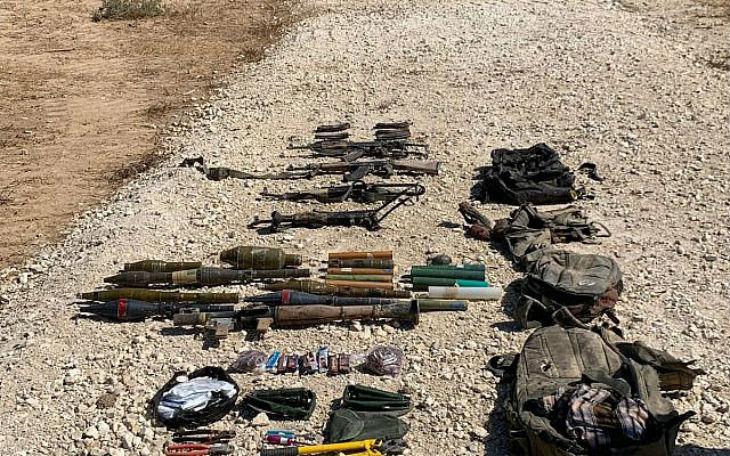 Tentative d'incursion depuis Gaza: «une attaque de grande envergure a été évitée», 4 terroristes armés de kalachnikovs et d'un lance-roquettes tués