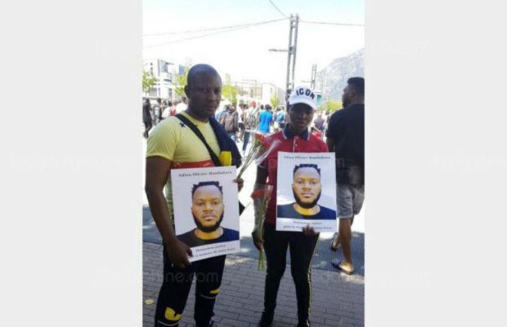 Grenoble : meurtre d'Olivier Mambakasa, la communauté congolaise dénonce un crime raciste « commis par des maghrébins »
