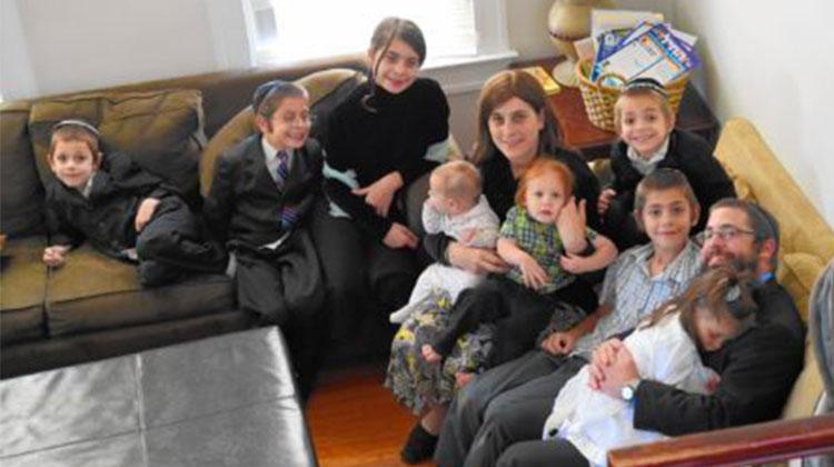Les juifs ultra-orthodoxes faussent les statistiques sur la pauvreté, ils sont en réalité plutôt à l'aise