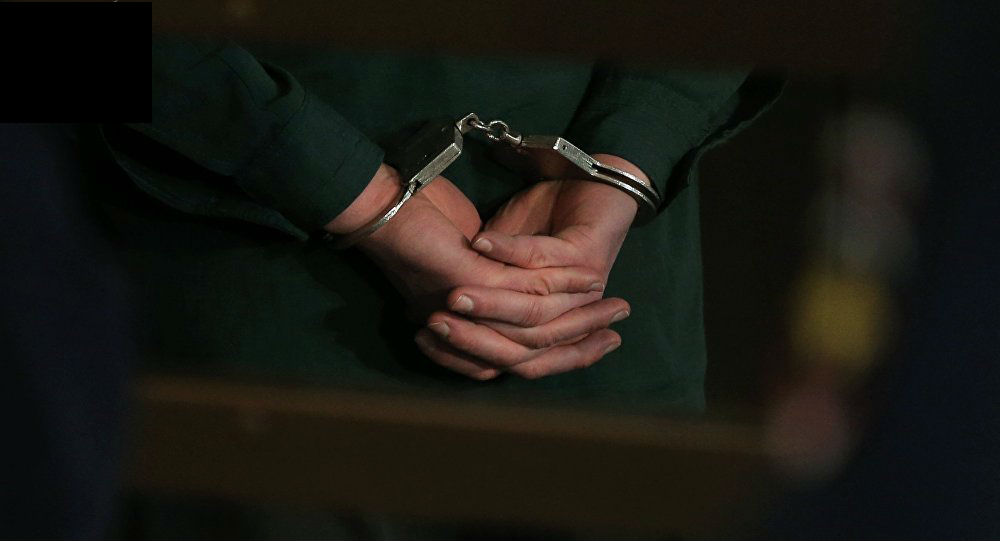 prisonnier extradé