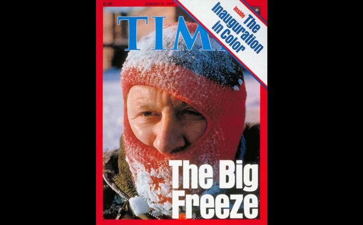 Quand les tous médias annonçaient le refroidissement climatique avec la même hystérie, dans les années 70…