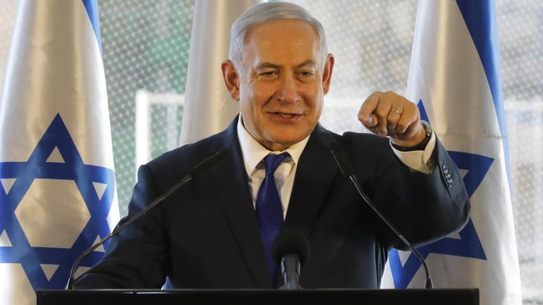 Benyamin Netanyahou «j'annonce mon intention d'appliquer la souveraineté d'Israël sur la vallée du Jourdain et la partie nord de la mer Morte»