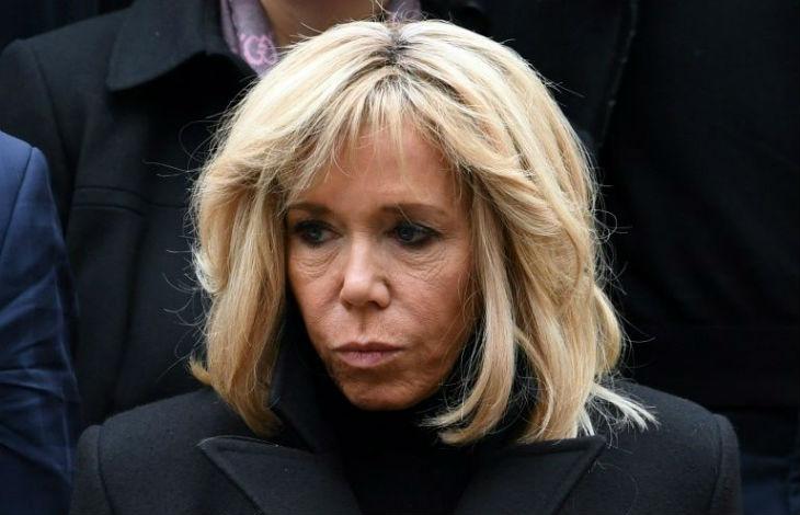 Pendant les fêtes, Brigitte Macron a caché avoir eu le Covid-19
