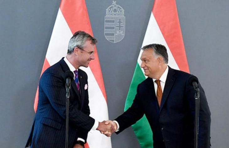 Elections autrichiennes : Victor Orbán souhaite à l'Autriche « un gouvernement stable qui rejette l'islam politique »