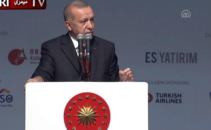 L'islamiste Erdoğan veut maintenant faire de la Turquie un État voyou doté d'armes nucléaires (Vidéo)