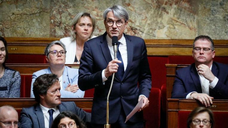 Le député LaREM de Toulouse Pierre Cabaré