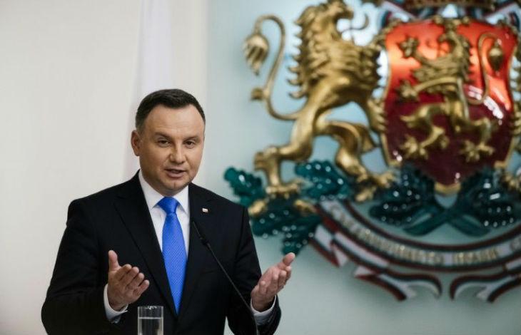Le président polonais dément avoir dit qu'Israël était à l'origine de l'antisémitisme en Pologne