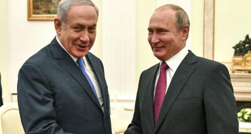 Poutine fait l'éloge de la «nouvelle qualité» des liens avec Israël sous Netanyahou