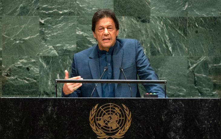 Le Premier ministre pakistanais, Imran Khan, réclame le même respect pour Mahomet que pour les victimes de la Shoah