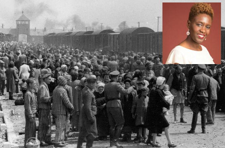 Rokhaya Diallo : « Les Juifs n'ont pas été exterminés en tant que groupe », donc ce n'est pas du racisme…