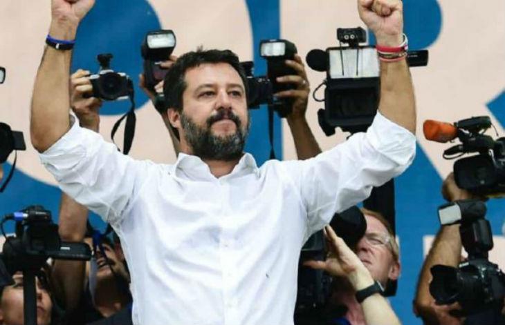 Italie : Salvini part en guerre contre le nouveau gouvernement. « Nous défierons ces traîtres retranchés dans leurs bureaux »