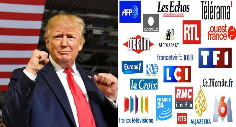 Les médias français vous mentent : Non, les démocrates américains n'ont pas lancé de «procédure d'impeachment» contre Trump. Le dossier «ukrainien» est un hoax totalement vide