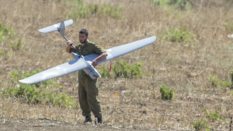 Liban: le Hezbollah prétend avoir abattu un «drone israélien» à la frontière