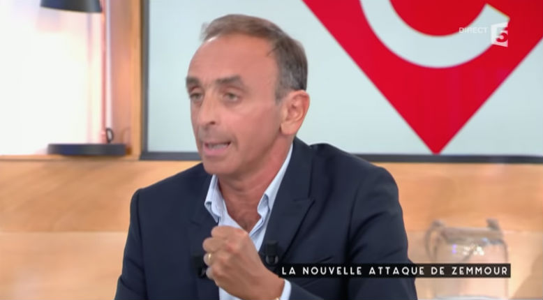 Eric Zemmour condamné « pour appel au rejet et à la discrimination des musulmans en tant que tels » (Vidéo)